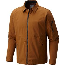 Mountain Hardwear Hardwear AP Jacket Herre golden brown